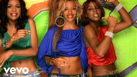 Destiny's Child - Bootylicious (Official Music Video) ft