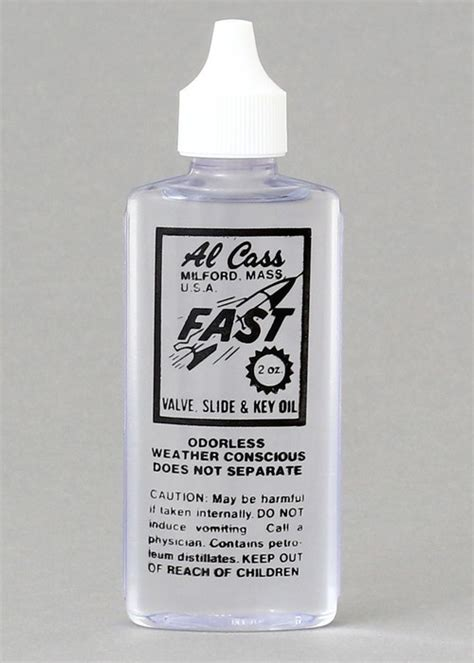 Buy Al Cass Fast valve oil - World wide shipping!
