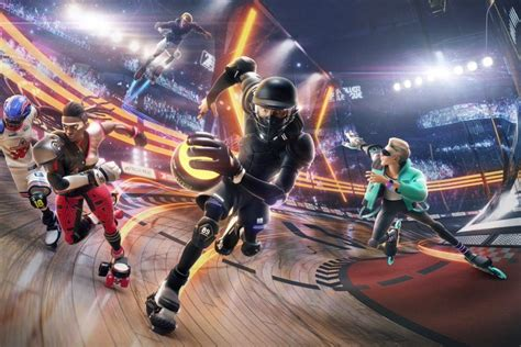 Roller Champions: A Brand-New Game From Ubisoft At E3 2019