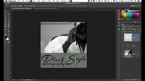 Creating Instagram Ready Pictures in Photoshop - YouTube