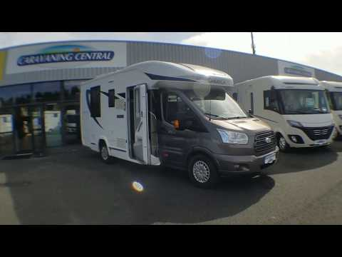 Chausson 628 Eb Limited Edition occasion, porteur Ford
