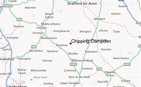 Chipping Campden Location Guide