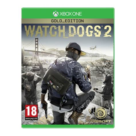 Watch Dogs 2 - Edition Gold - Xbox One | Top Achat