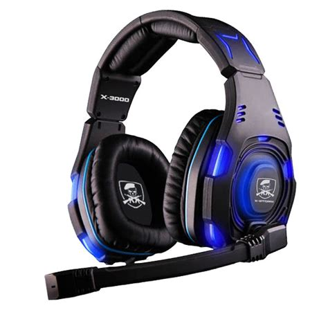 Subsonic X-Storm X-3000 (PS4/PS3/Xbox360/PC) - Accessoires