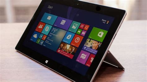 Microsoft Surface 2 review: Quality tablet suffering from