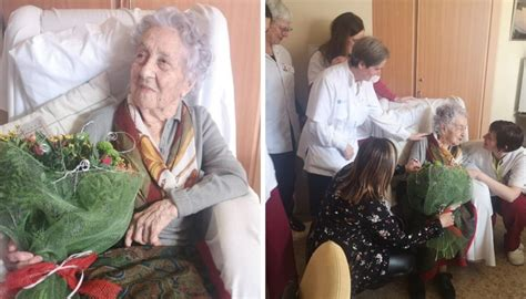 Coronavirus: 113-year-old Spanish woman becomes the oldest