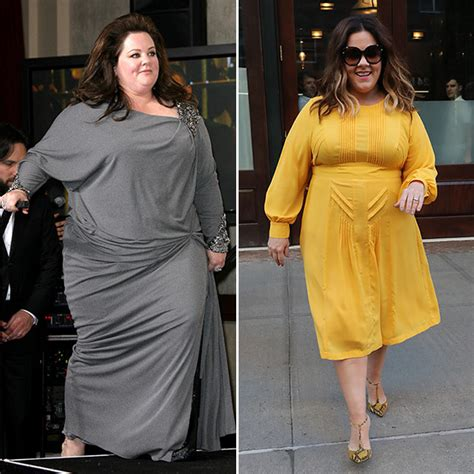 [PIC] Melissa McCarthy Skinny In Yellow Dress: Ghostbuster
