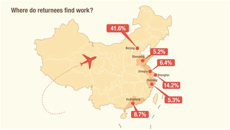 Overseas students rush home to work - Chinadaily