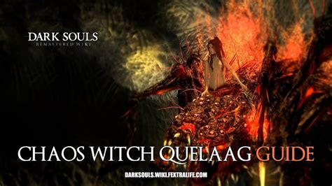 Chaos Witch Quelaag Boss Guide - Dark Souls Remastered