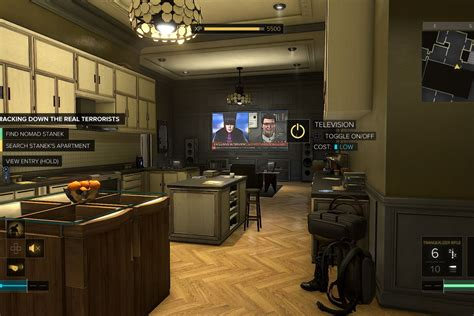 Deus Ex: Mankind Divided Tracking Down the Real Terrorists