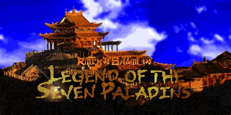 GitHub - fgsfds/Legend-of-the-Seven-Paladins-3D: English