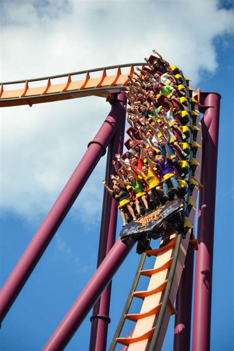 Raging Bull photo from Six Flags Great America - CoasterBuzz