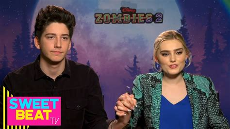 Meg Donnelly & Milo Manheim Confirm They're Together