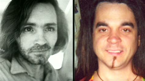 Two men relate to same haunting specter -- Charles Manson