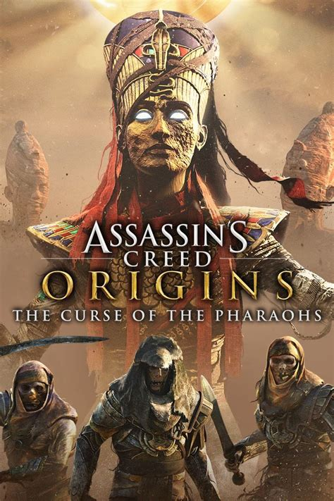 Assassin's Creed: Origins - The Curse of the Pharaohs for