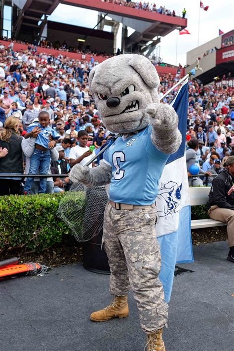 Former Citadel player jokingly takes offense with FPI's
