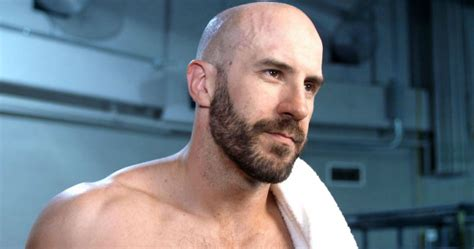 """Turns Out Cesaro Fooled Us All With The """"Injury"""" He"""