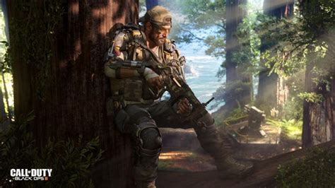 Wallpaper Call of Duty Black Ops 3 08 (1080p, 720p) - Jeux