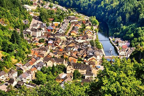 Les Ardennes - Luxembourg