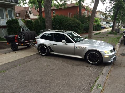 BMW Z3 coupe 2001 À vendre in Montreal - $17500