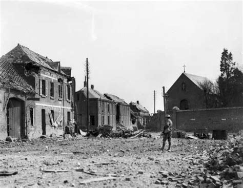 Villers Bretonneux: The End of the German Advance