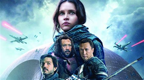 Rogue One: A Star Wars Story Blu-ray Release Date, Box Art