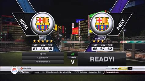 FIFA 12 | Worlds Greatest Manager! - FC Barcelona B
