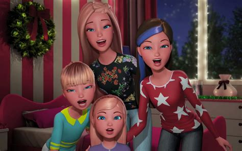 Barbie Vlog | Jingle Bells A Cappella Sing-along with My