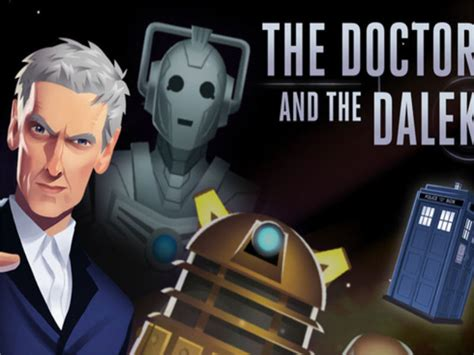 BBC to release Doctor Who online game to teach kids how to