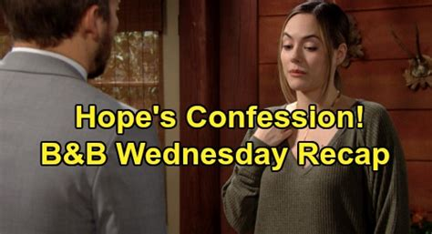 The Bold and the Beautiful Spoilers: Wednesday, November