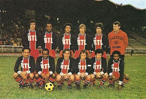 PSG – Rennes 4-1, 16/11/75, match amical 75-76 | Archives