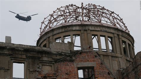 Obama in Hiroshima calls for 'world without nuclear