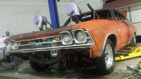 The Aussie's Rusty Drag Week Chevelle has Returned - With