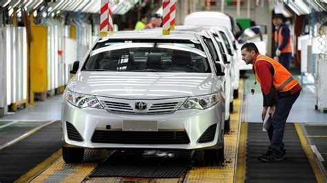 Toyota Altona plant's closure leads to hundreds of job