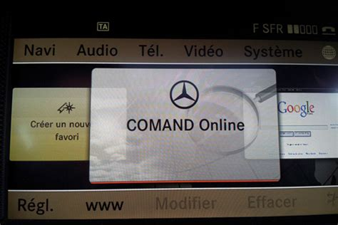 [Tuto] COMAND Online via smartphone Android (Page 1
