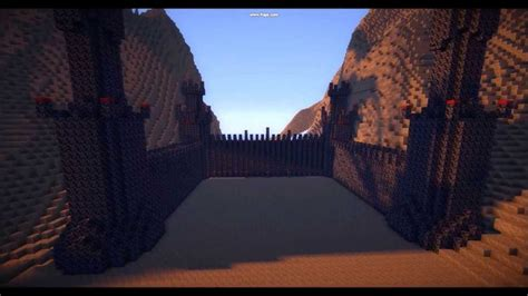 Minecraft Middle Earth: Mordor official trailer - YouTube