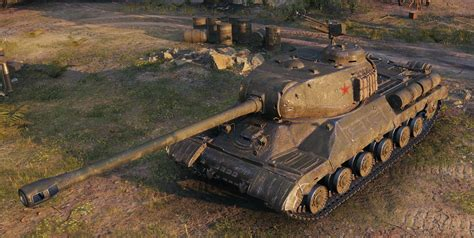 IS-2M - World of Tanks Wiki*