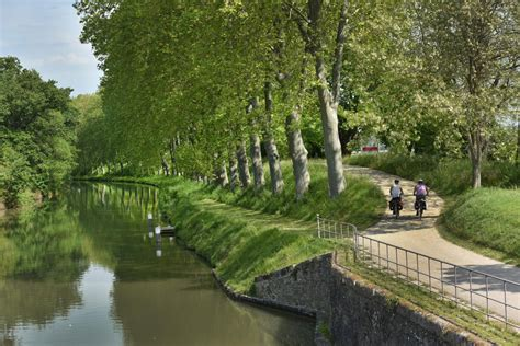 The Canal du Midi by bike from Toulouse to Carcassonne