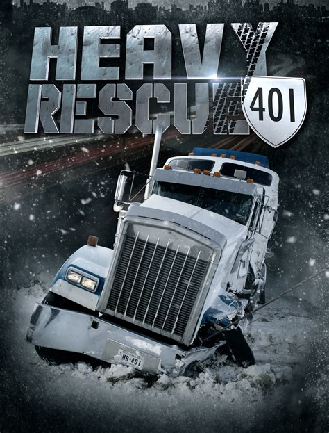 Smash Hit Series HEAVY RESCUE: 401 Charges into Season 3