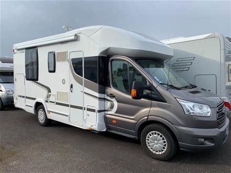 Chausson Flash 628 Eb occasion de 2015 - Ford - Camping