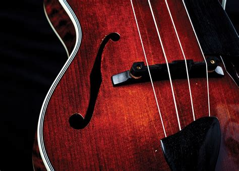 Review: Eastman's Archtop Concert Ukulele Is Easy on the