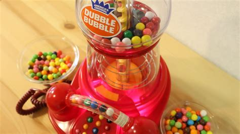 The Dubble Bubble Gumball Machine Phone ~ 電話付ガムボールマシン