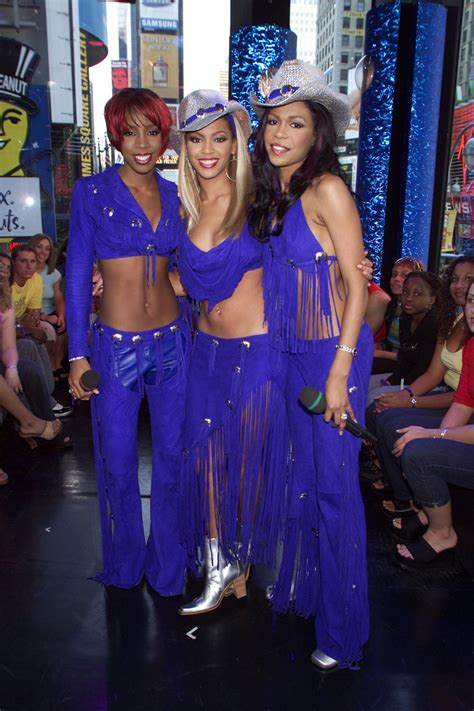 See All of Destiny's Child's Craziest Costumes | Lifestyle