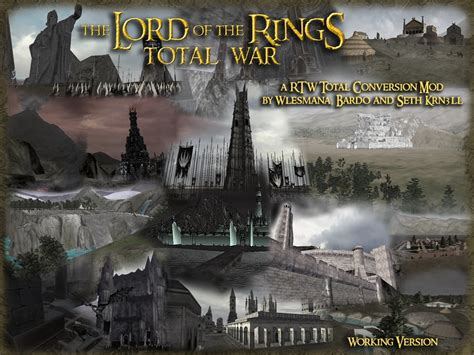 The Lord of the Rings - Total War mod - Mod DB