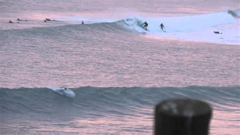 Bantham Surfing session 3ft clean - 6th March 2013 - YouTube
