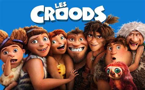 Les Croods (THE CROODS)
