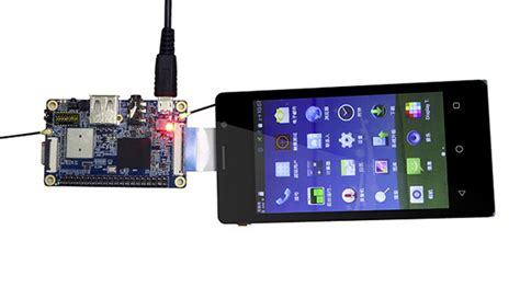 $10 Smartphone Display Released for Orange Pi 2G-IoT Board