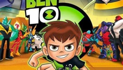 Ben 10 confirmed for Switch/PS4/Xbox One   N4G