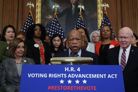 House passes voting rights package aimed at restoring