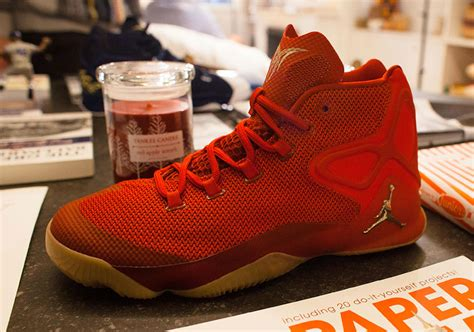 A Red And Gum Jordan Melo M12 Might Release Soon